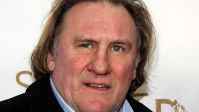 The Gaul: French Acting Legend Depardieu Pees in Plane Aisle