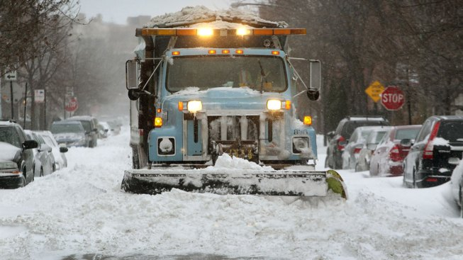 Wintery Wallop Could Dump 2 Feet of Snow on East Coast; Blizzard Watch for DC