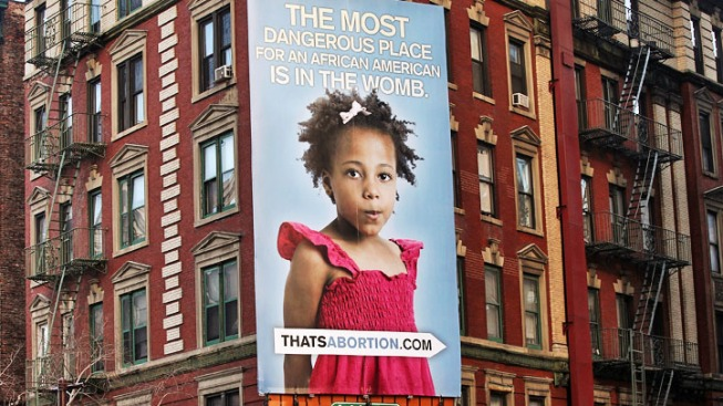 Girl's Mom Sues Over Anti-Abortion Billboard