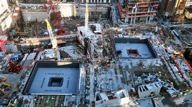 WTC Site to Get 9/11 Memorial Welcome Plaza