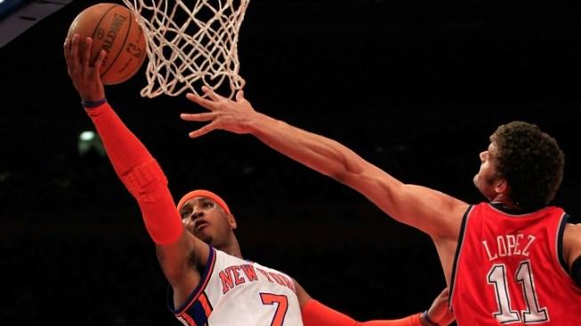 Tale of the Tape: Knicks vs. Nets