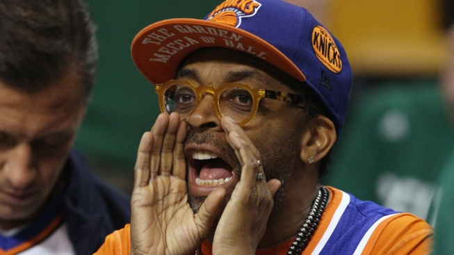 Spike Lee Won't Root for Brooklyn Nets