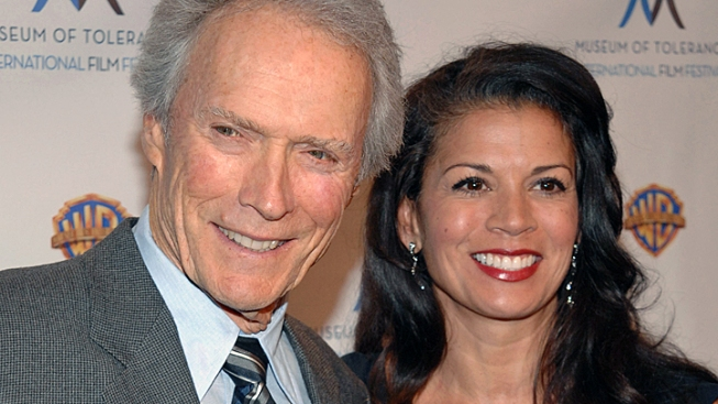 Report: Clint Eastwood and Wife Dina Separate