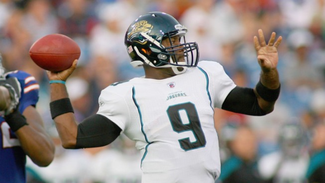 David Garrard Back with Jets for Another Comeback Try