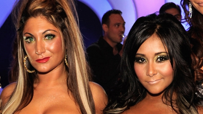 """Jersey Shore"" Cast Member Deena Cortese Arrested"