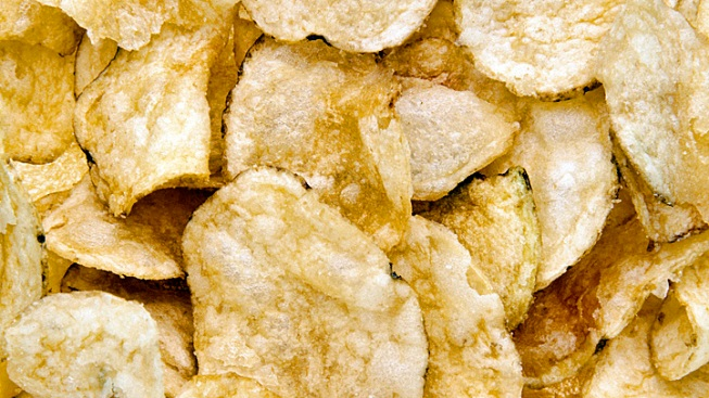 Potato Chip Trail Leads Cops to Burglary Suspect
