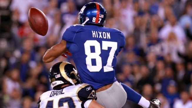 Injuries and Departures Leave Holes Giants Must Fill