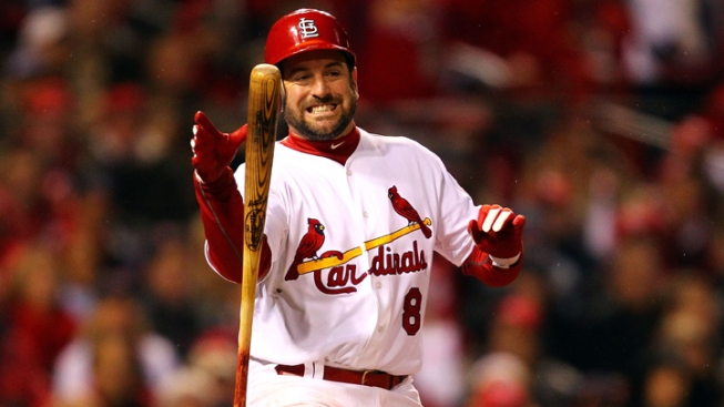 Cardinals Edge Rangers in World Series Game 1