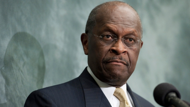Herman Cain Cancels NYC Event With Media Elites
