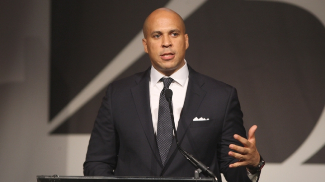 Mayor Booker to Speak at Democratic Convention Tuesday
