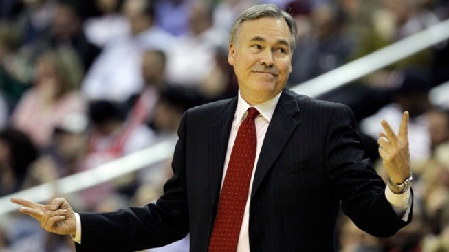 Mike D'Antoni Didn't Stay Away Long