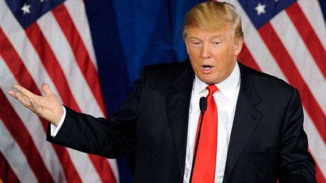 """Trump """"Major Announcement"""" Turns Out to be $5M Charity Offer"""