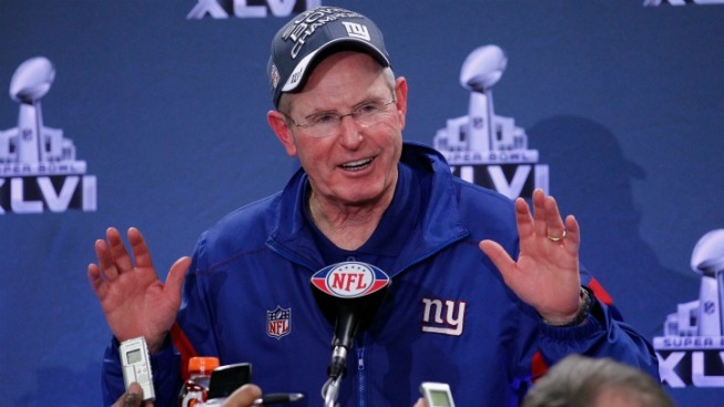 Tom Coughlin Gets His Contract Extension