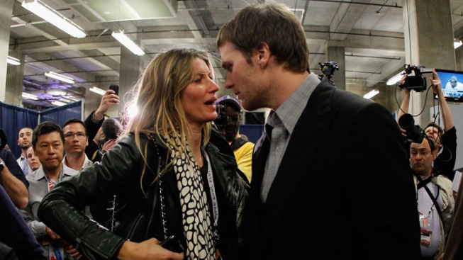 Gisele Rips Pats Receivers, Video Reveals