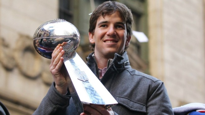 Welcome to This Year's Manufactured Eli Manning Controversy