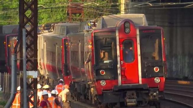 Metro-North New Haven Line Delayed After Person Is Hit in Fairfield