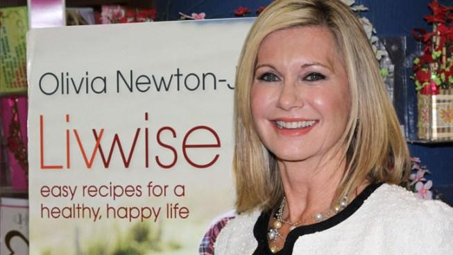 Olivia Newton-John Opens Ariz. Wellness Center