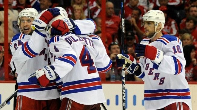 Rangers Triple Their Pleasure in Triple Overtime