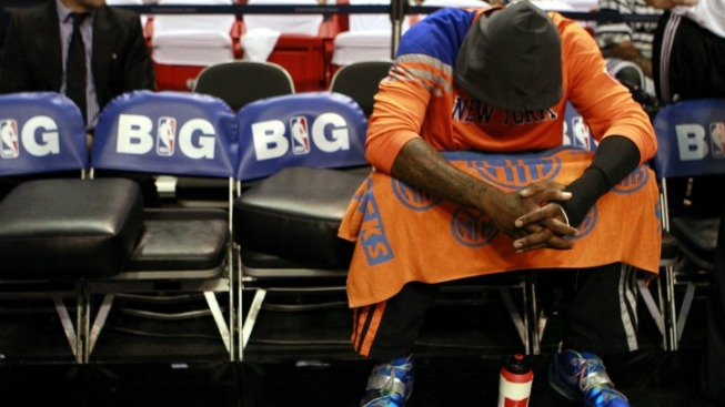 The Knicks Start Picking Up the Pieces
