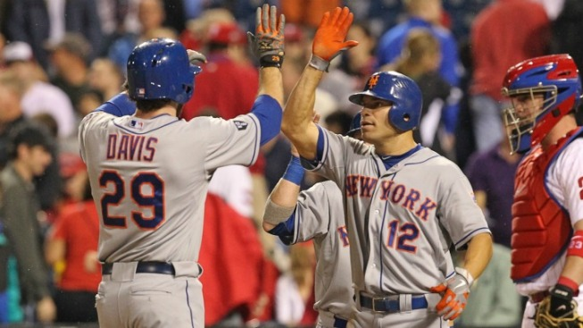 Mets Break Out the Brooms