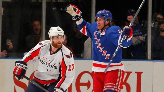 Rangers Oust Capitals to Move on to Eastern Conference Finals