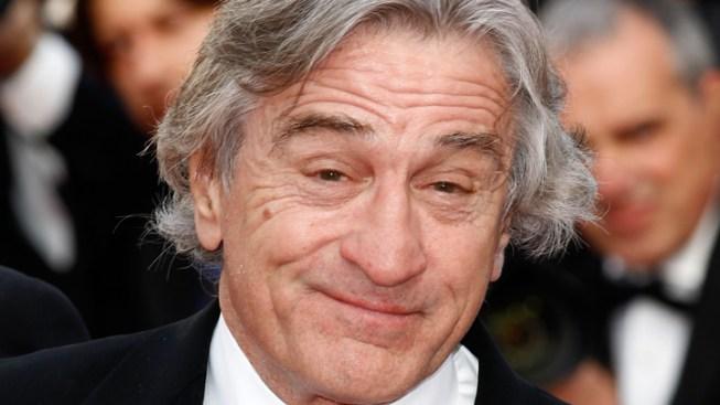 Robert De Niro Receives Honorary Degree