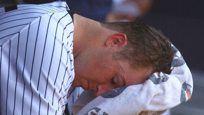 Yanks Can't Handle the Heat or Home Run Derby