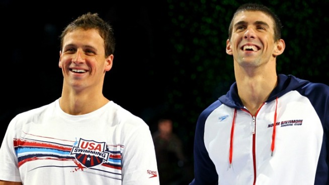 Michael Phelps Vs. Ryan Lochte: The Must-See Matchup of the Games