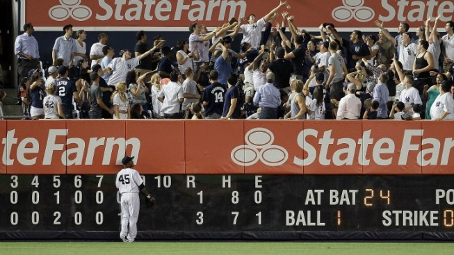 Yankees Try to Get Cute, Suffer Ugly Loss