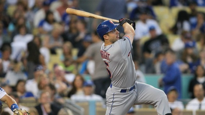 David Wright Provides the Offense This Time