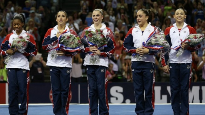 Competition at Home Makes U.S. Gymnastics Tougher to Beat