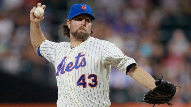Not Even R.A. Dickey Can Stop the Bleeding