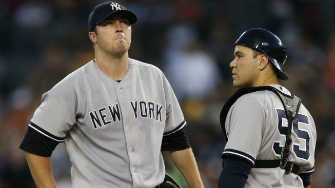 Yankee Pitching Staff Remains a Roller Coaster