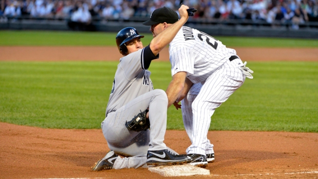 Yankees Lose to White Sox 7-3