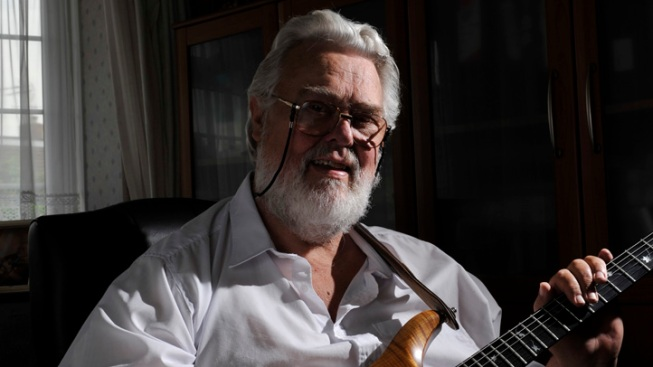 Acclaimed Session Guitarist Big Jim Sullivan Dies