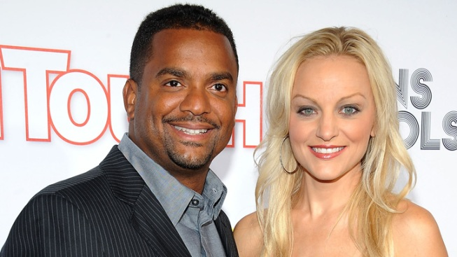 Fresh Prince of Bel Air Star Alfonso Ribeiro Weds