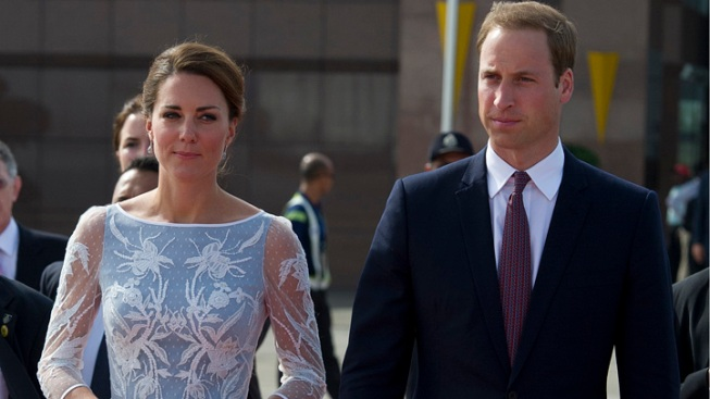 Palace to File Criminal Complaint over Topless Kate Photos