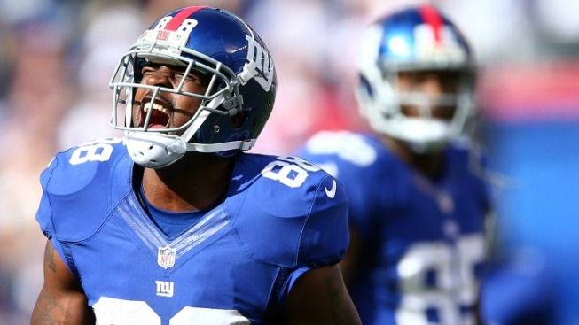 Hakeem Nicks Headlines List of Wounded Giants