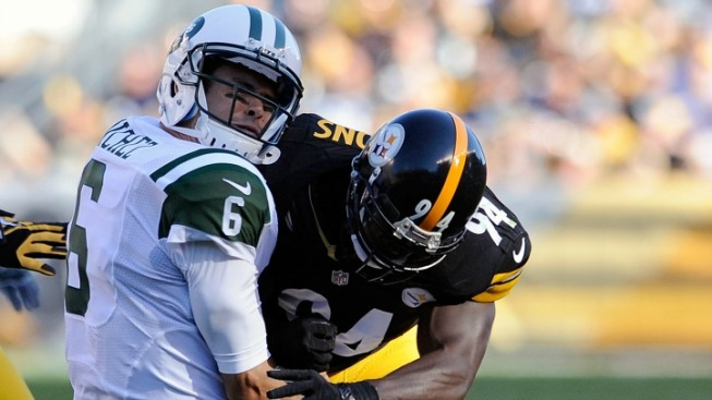 Jets Magic Doesn't Travel to Pittsburgh