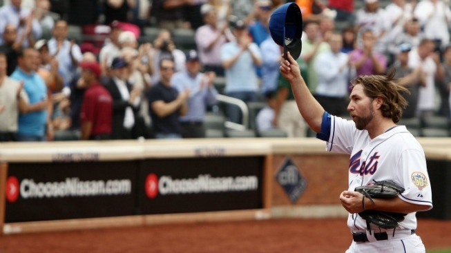 Cy Young Makes R.A. Dickey Decision More Difficult