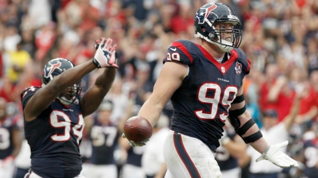 Better Know the Enemy: Houston Texans