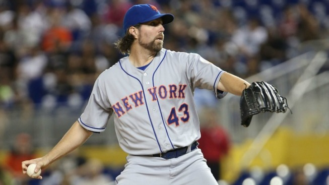 Appreciating R.A. Dickey One Last Time