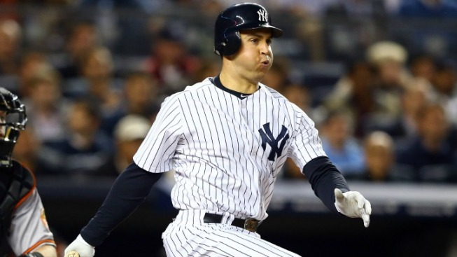 Yankees Lose Mark Teixeira for 8-10 Weeks