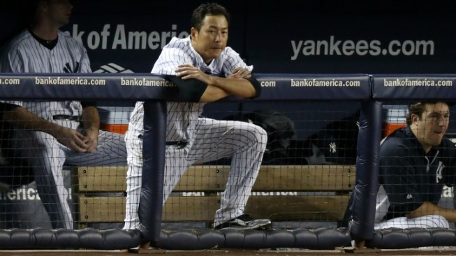 Yankees Bats Sink in 3-0 Loss