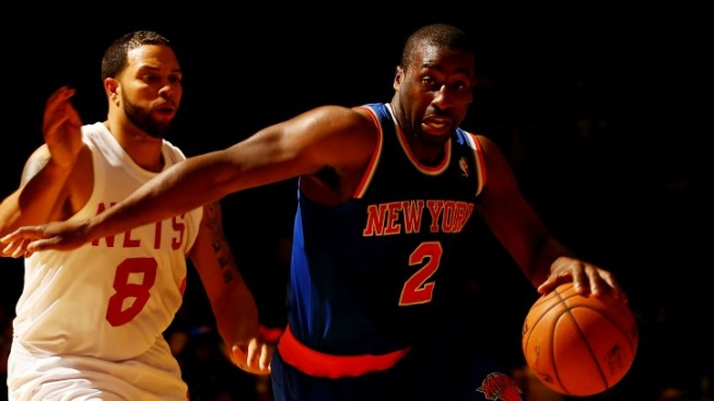 Knicks Get a Scare and Some Backcourt Hope
