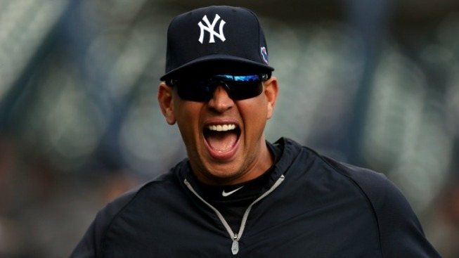 The A-Rod Fun Never Ends