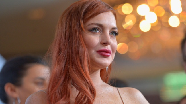 Lindsay Lohan Reveals Pregnancy Tweet as April Fools' Joke