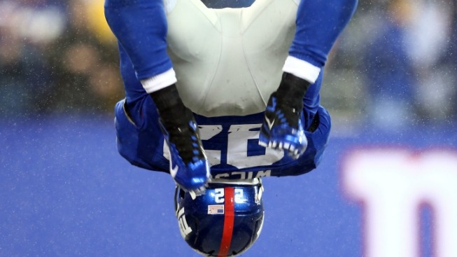Everyone's Flipping Out Over David Wilson Flipping Out