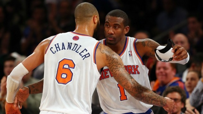 New Year, New Faces, Old Knicks Problems