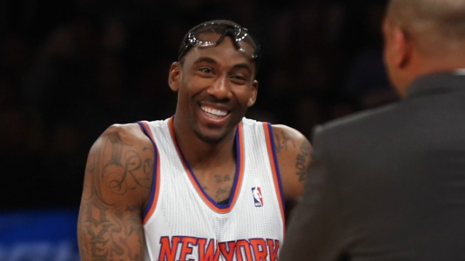 Checking In on Amar'e Stoudemire